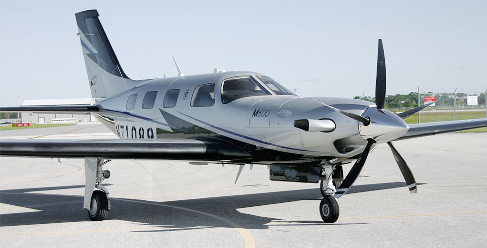 Piper M600 HB-PTW - The Rocket